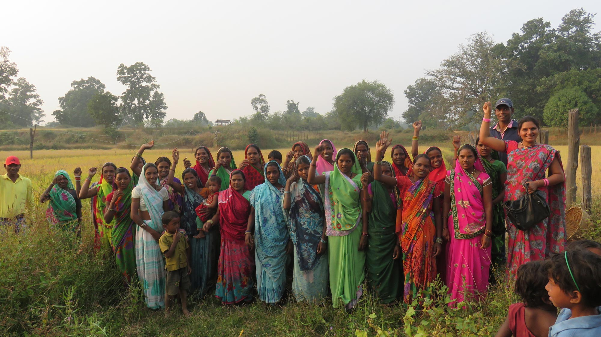 A self-help group in India