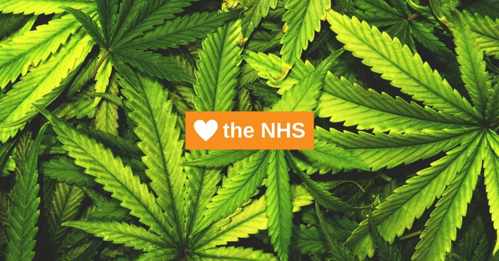 Legalise and regulate cannabis to support the NHS